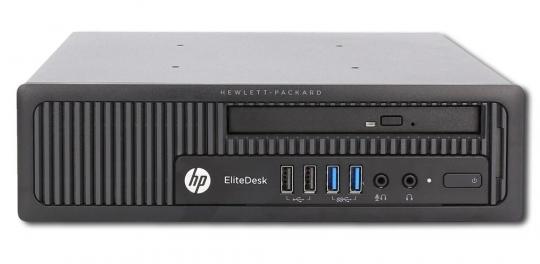 HP EliteDesk 800 G1 Intel Core i5-4570S 4x2,9GHz 8GB 500GB DVDRW Windows 10 Pro,  USDT , gebraucht